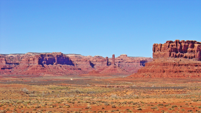 Valley of the Gods in the southernmost portion of Bears Ears National Monument (© Jerry K. Jacka).
